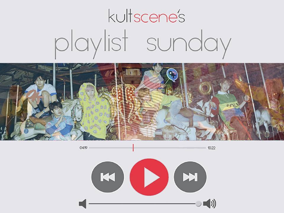 GOT7 for KultScene Playlist Sunday