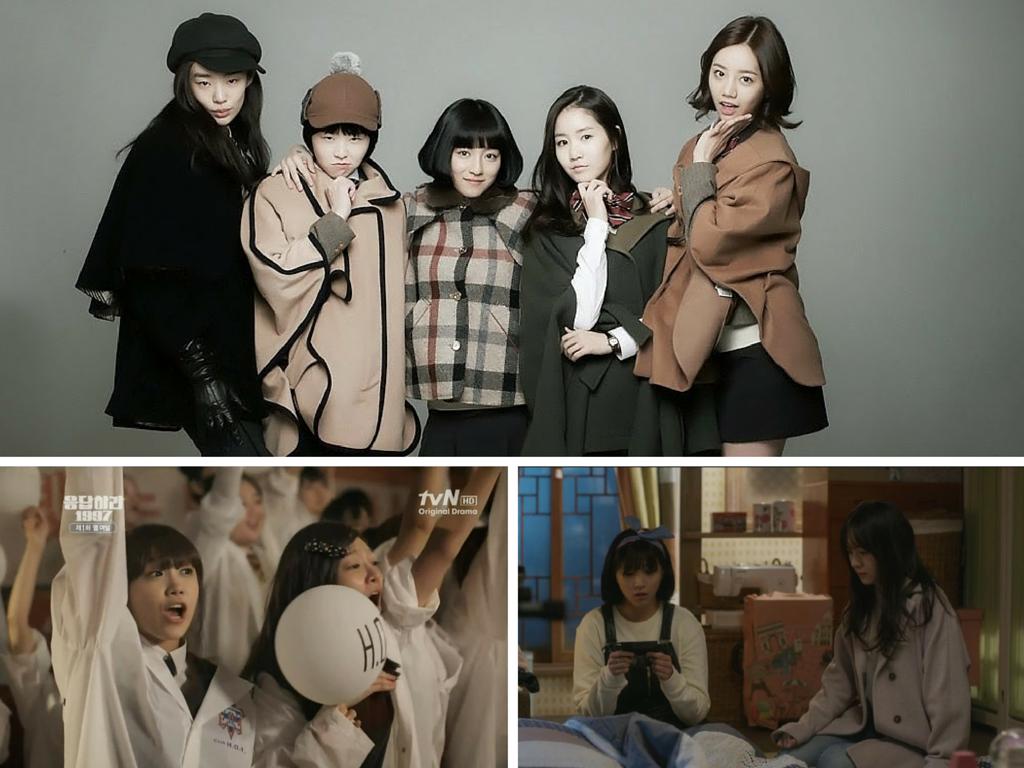korean drama female friendship gil woman k-drama