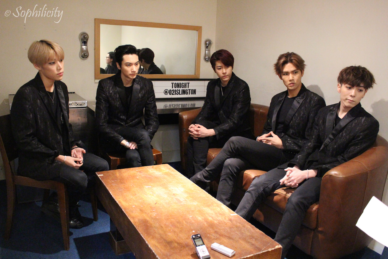 interview with history kpop band k pop korean group