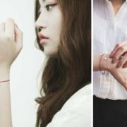 win be.arum bracelets friendship korean