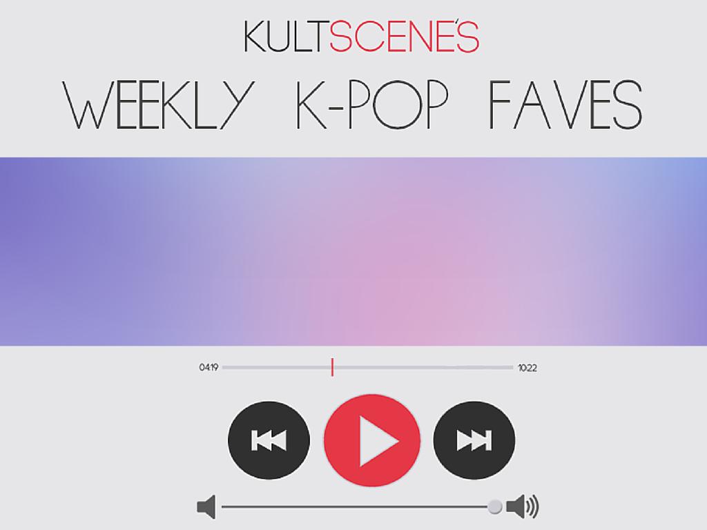 kpop songs favorites june july 2016