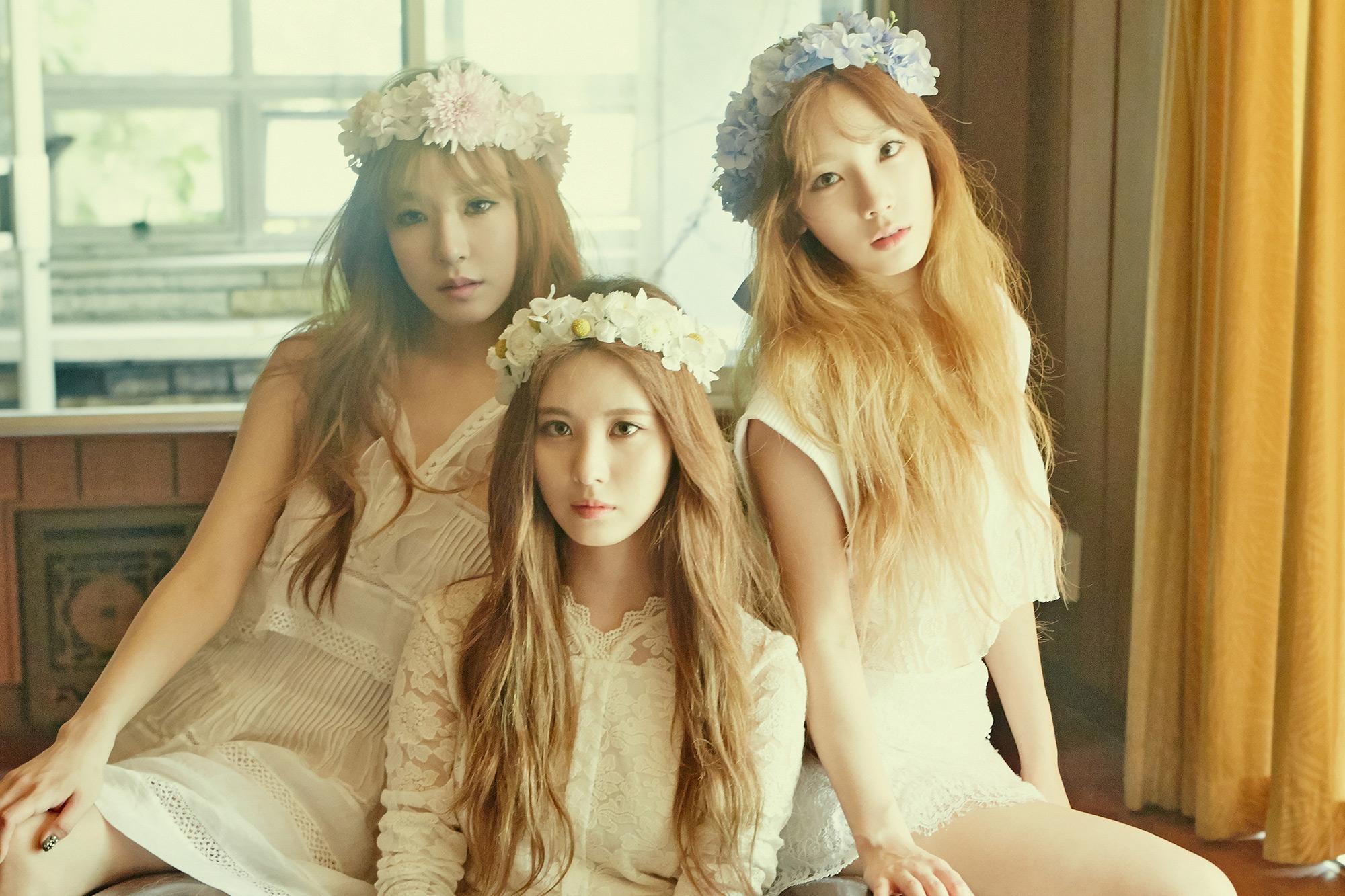 TTS SNSD Girls' Generation Taeyeon Tiffany Seohyun