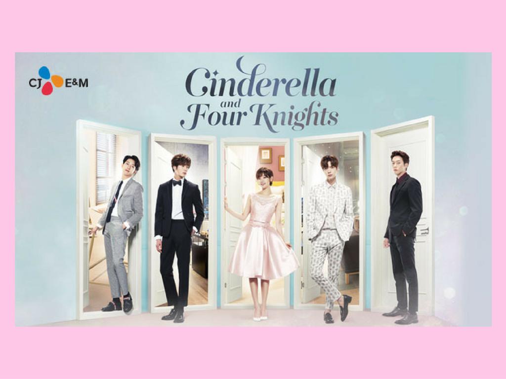k drama k-drama kdrama quiz Cinderella and Four Knights