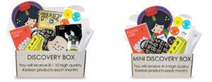 Korea Curated boxes KultScene gift guide