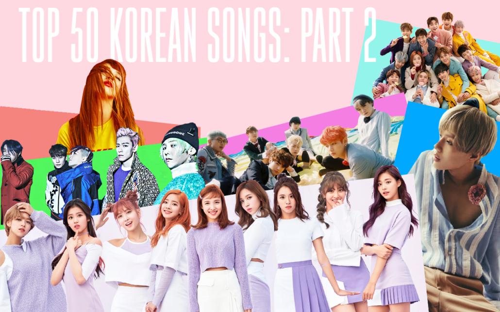 best kpop songs 2016 korean top