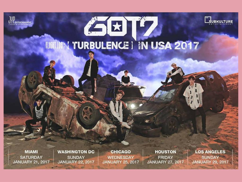 got7 turbulence in usa tour fanmeet fan meeting