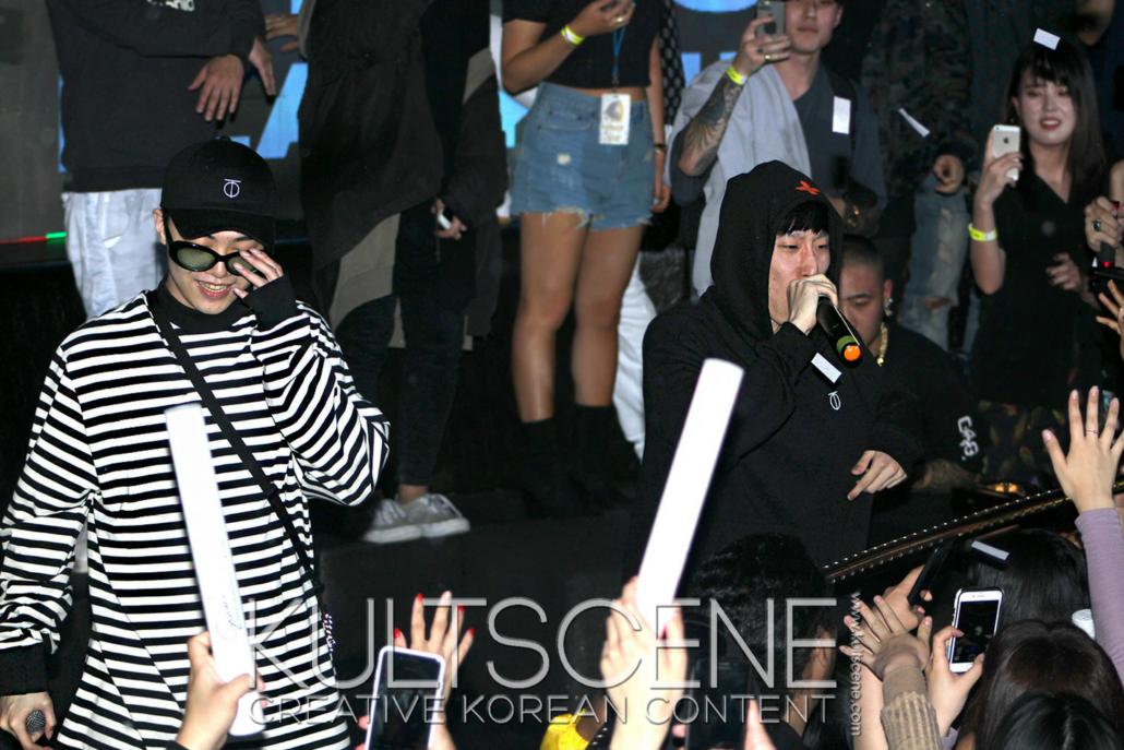 giriboy blacknut san francisco sf show concert k hip hop k rap korean rappers