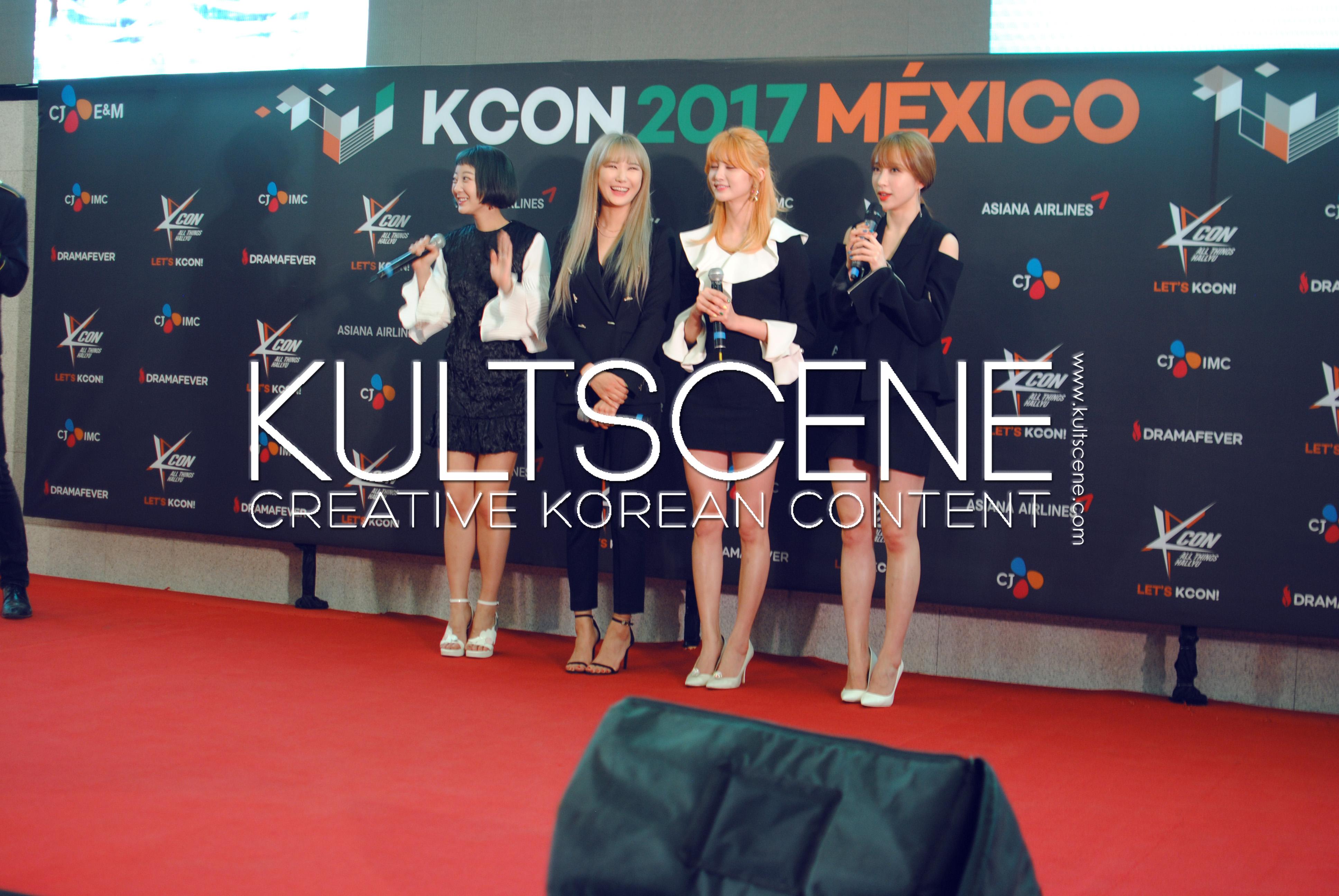 kcon mexico 2017 exid 17 mx kpop