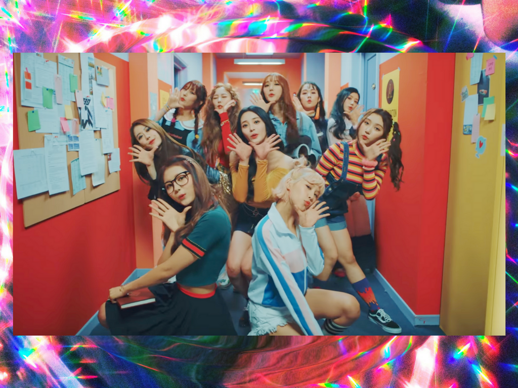 aesthetically visually pleasing kpop k-pop music videos mv mvs