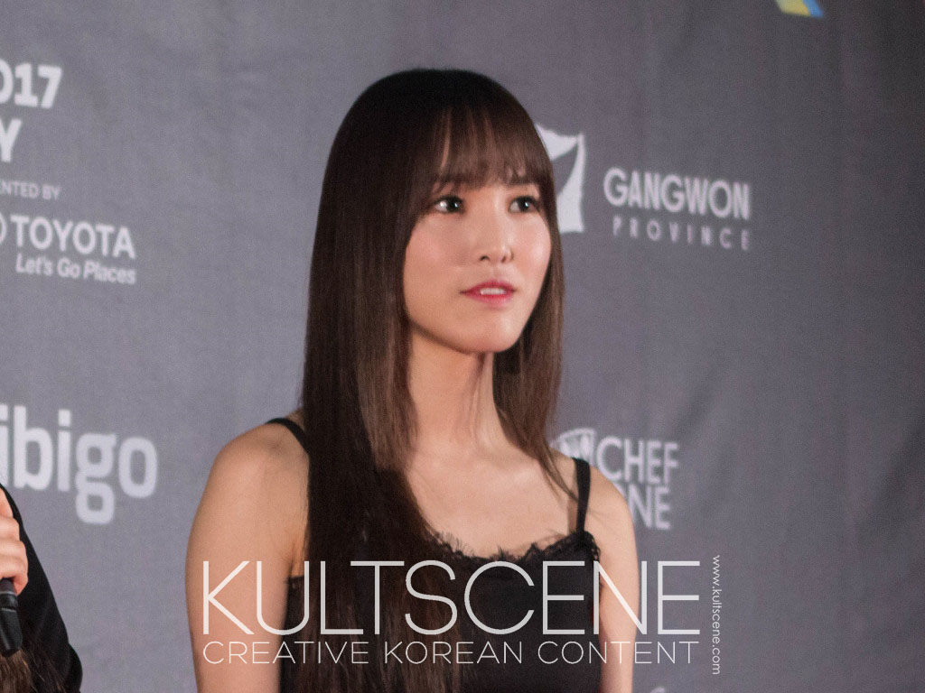 gfriend kcon ny 17 2017 new york kpop k-pop korean
