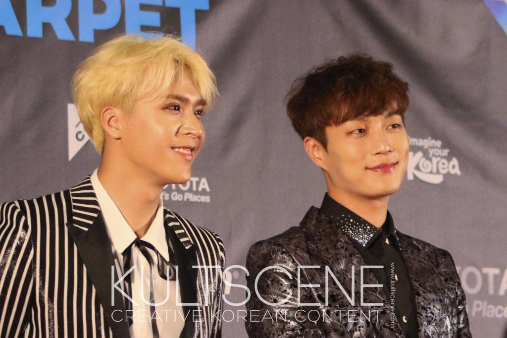 highlight beast b2st kcon new york 2017 17 ny kpop k-pop doojoon dujun dongwoon