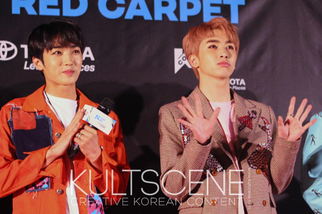 up10tion uptention kcon new york 2017 17 ny kpop k-pop nyc