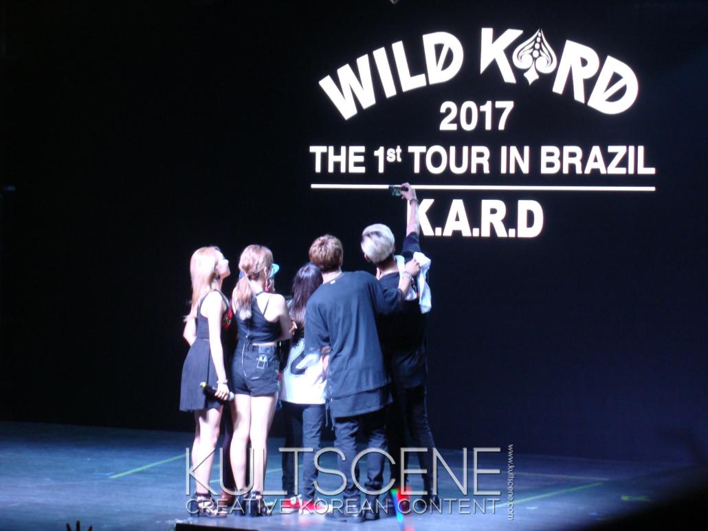 k.a.r.d. kard wild kard brazil sao paulo tour