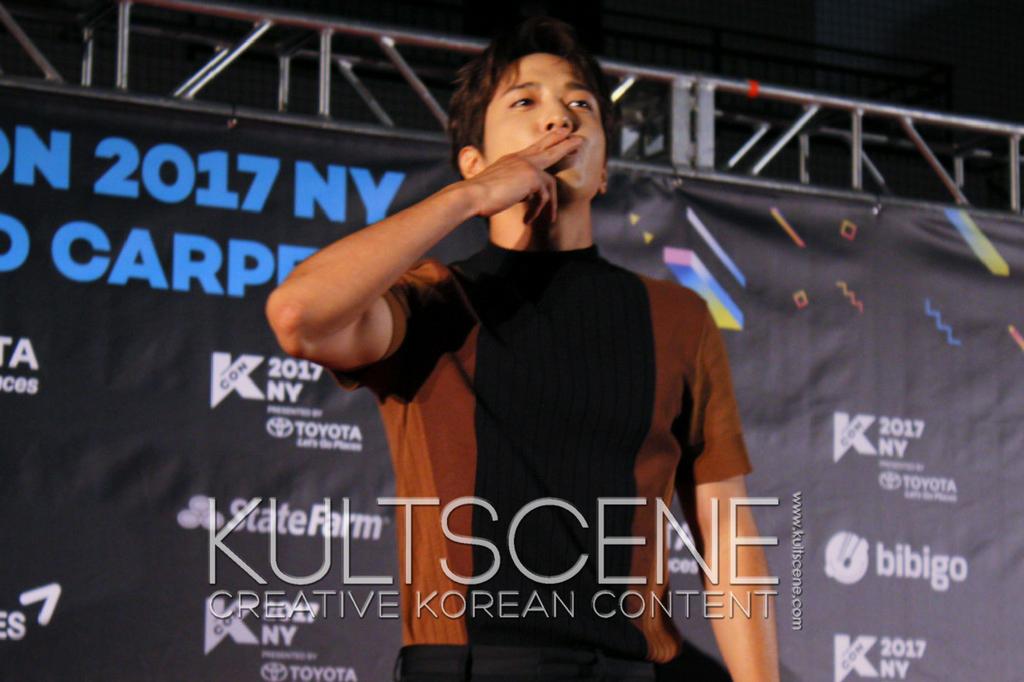 jonghwa cnblue cn blue kcon new york 2017 17 ny nyc kpop k-pop