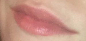 Labiotte Mini Wine Lip Tint in Rose Coral
