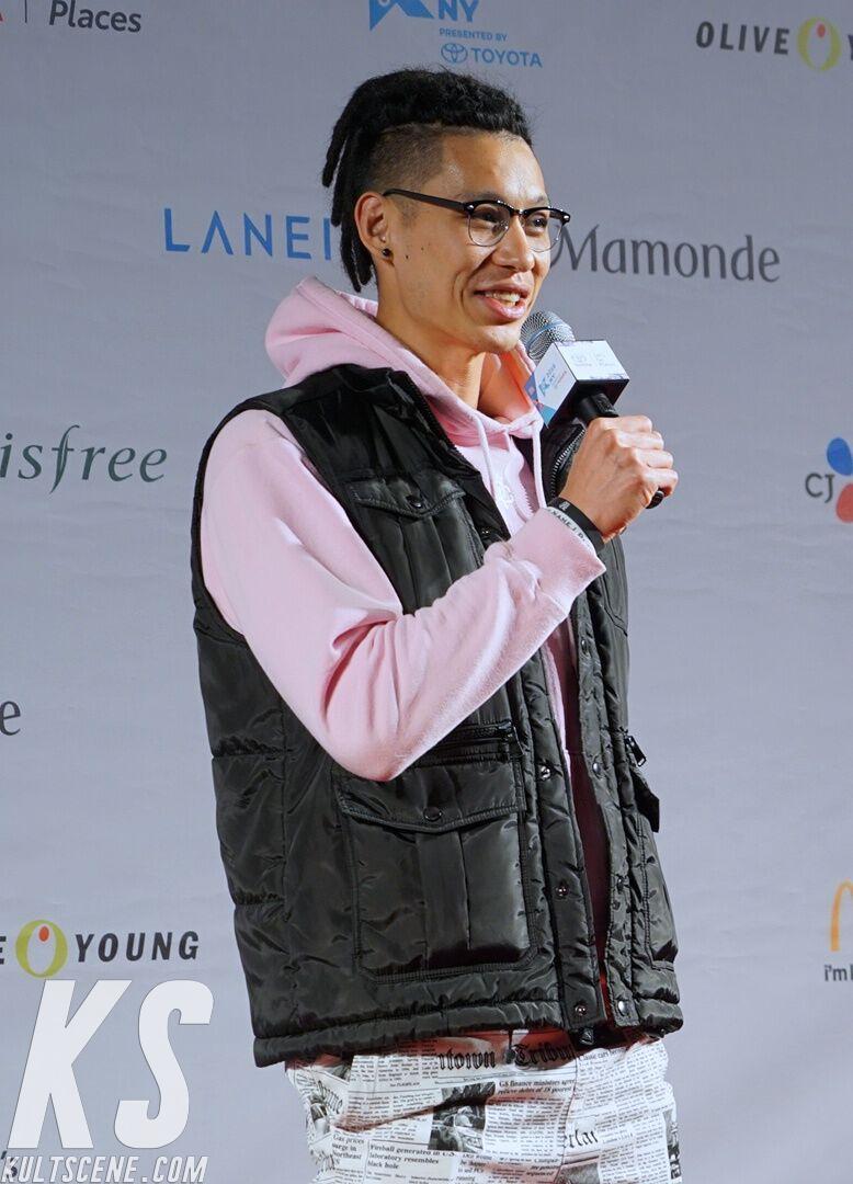 Jeremy Lin at KCON 2018 NY