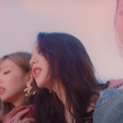 "blackpink in ""lovesick girls"" music video"