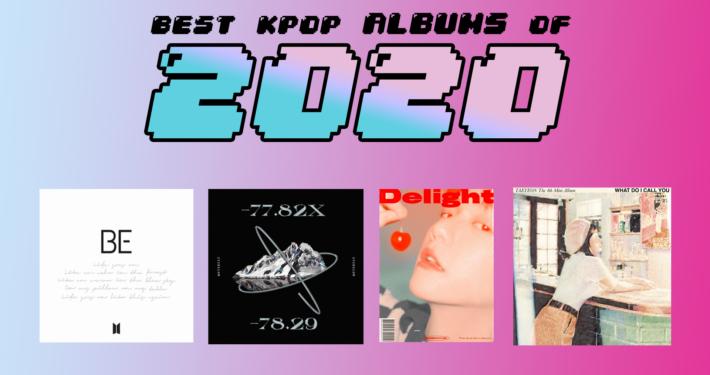 best kpop albums 2020 top ep korean k pop bts