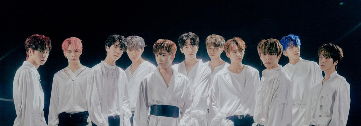OMEGA X vamos kpop debut review album mini