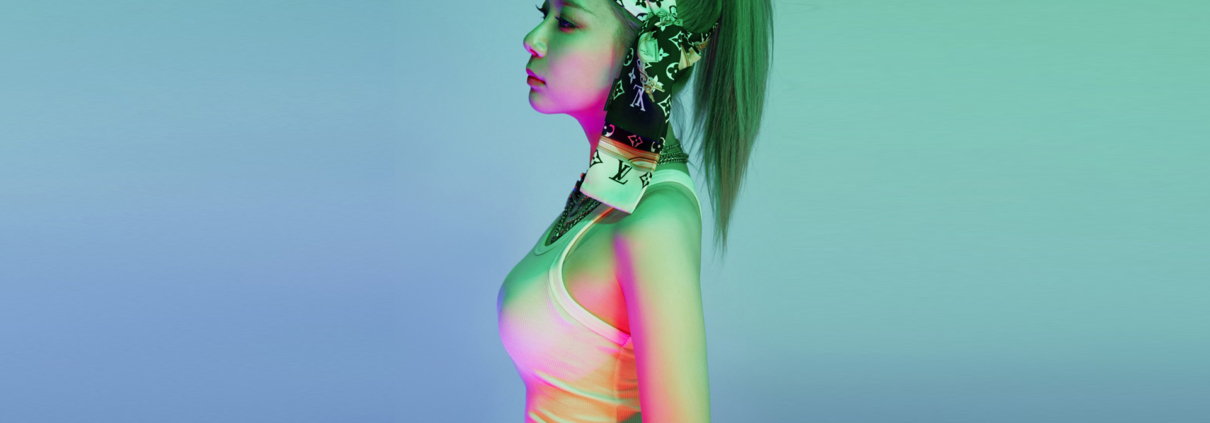 tymee E.via korean rapper k-rap
