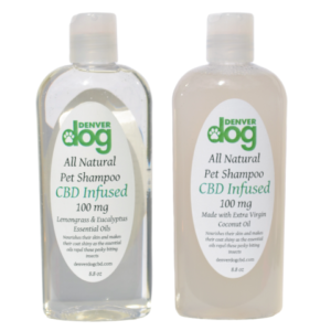 Denver Dog CBD Pet Shampoo