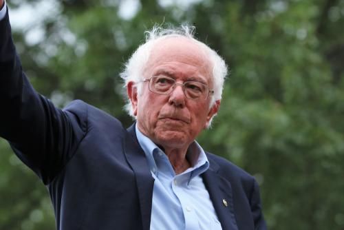Bernie Sanders October 2019