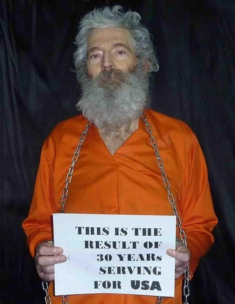 Robert Levinson photo from 2011