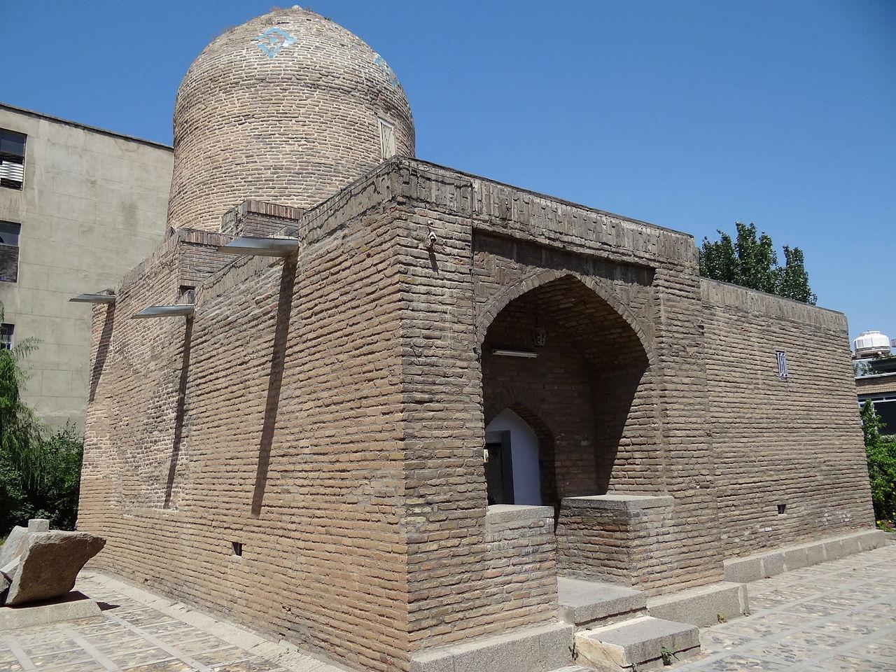 Tomb of Queen Esther and Mordechai in Hamedan, Iran