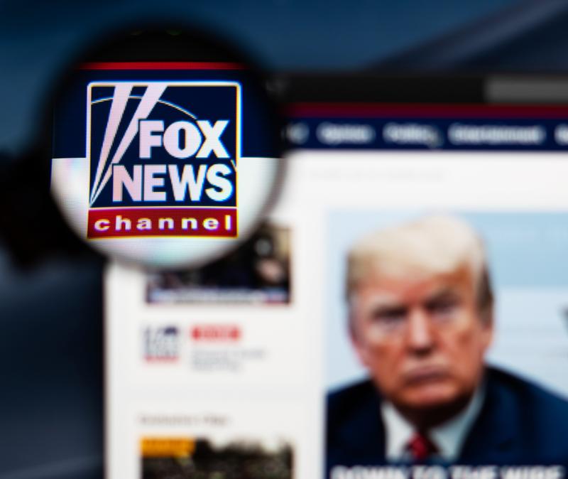 Fox News Trump lede