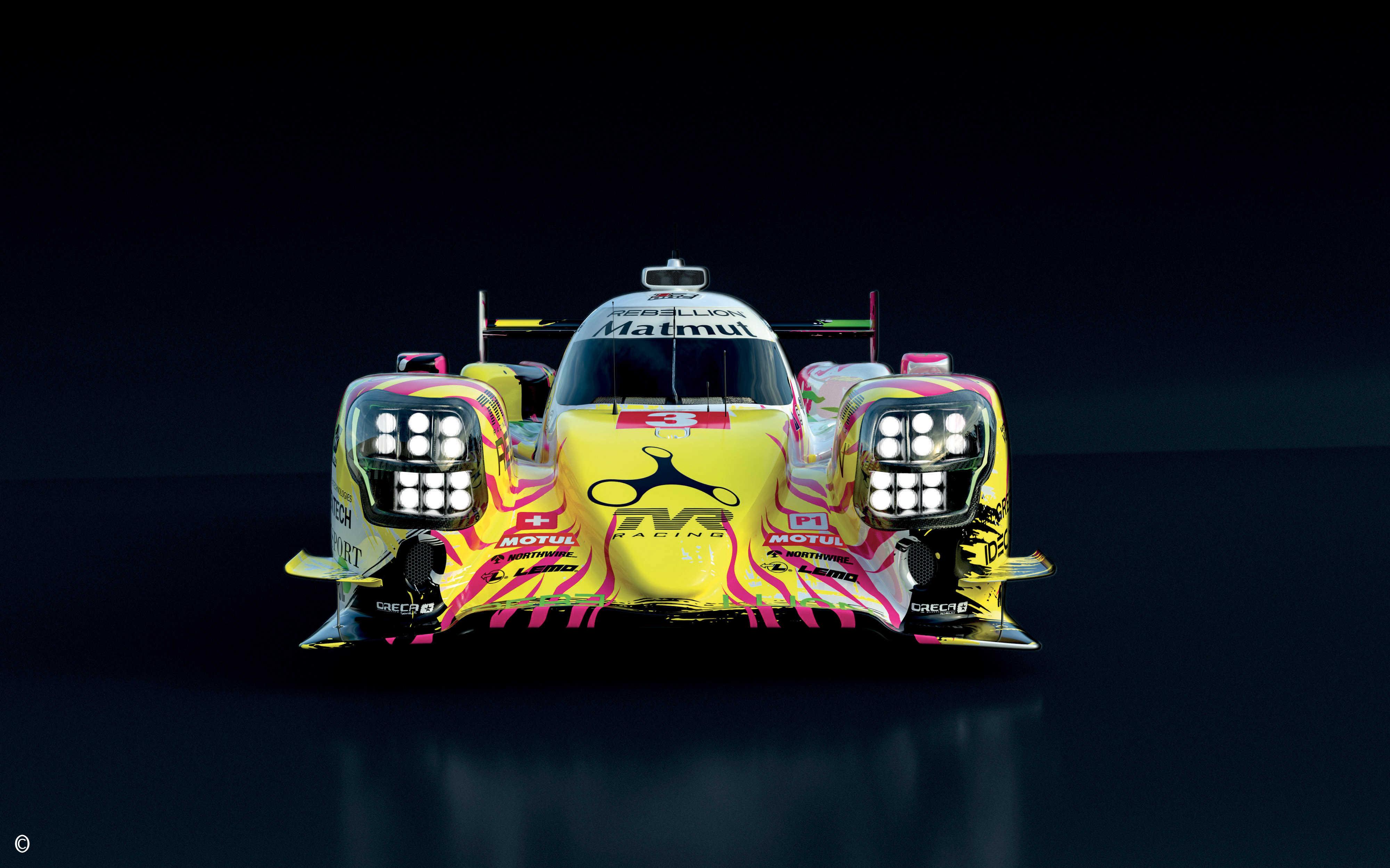 "Rebellion Racing Revela Primer Diseño ""Art Car"" En La"