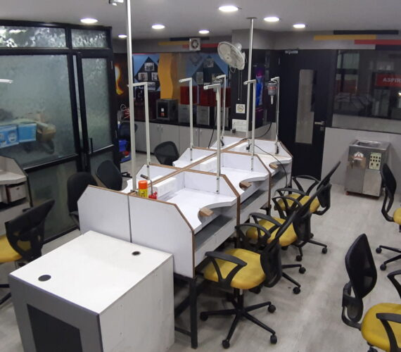 JEWELRY MANUFACTURING CLASS ROOM