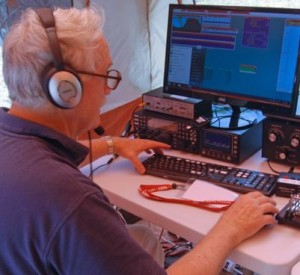 Only a Game: Making Contact In The 'Olympics' Of Ham Radio
