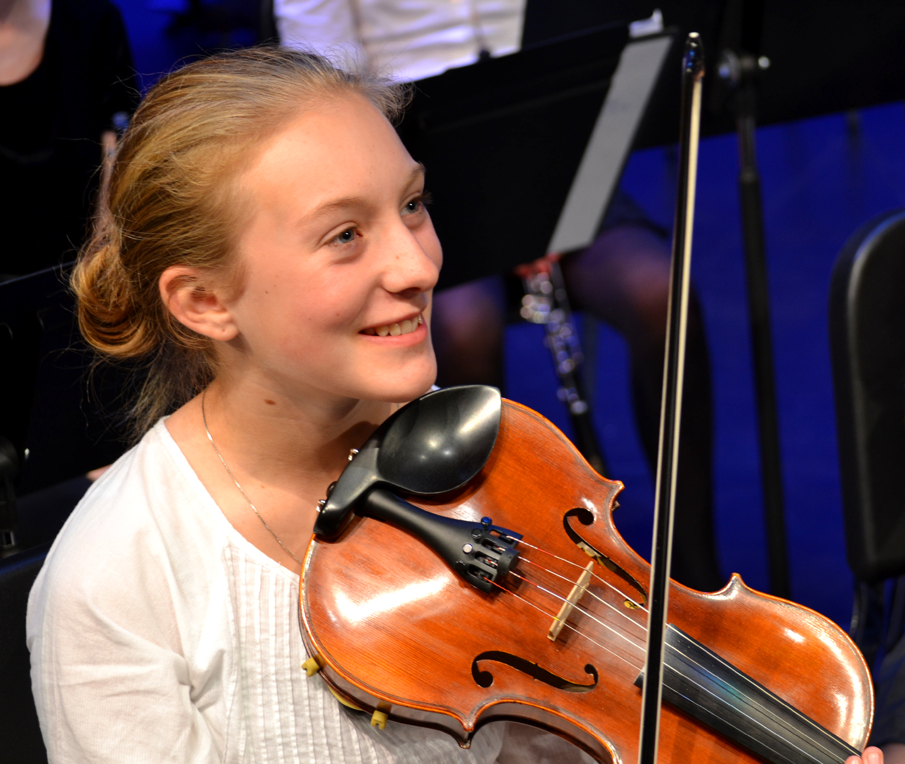 South Shore Conservatory's Bay Youth Symphony Spring Concert