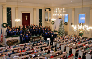 Pilgrim Festival Chorus Presents Celebrate! – Messiah and Carol Sing-along