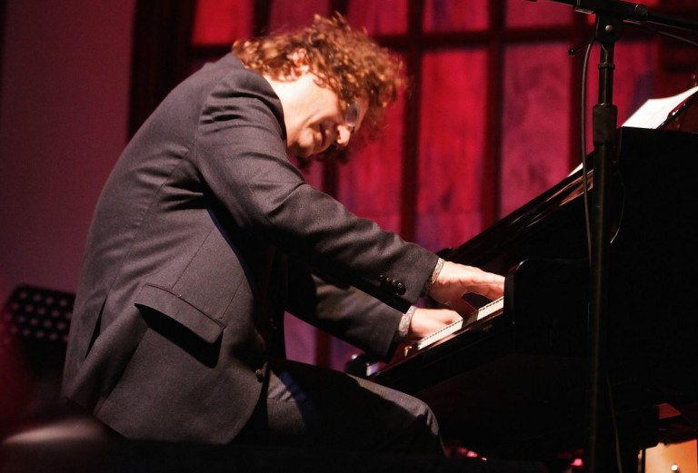 The James Library Presents Jazz Pianist Laszlo Gardony