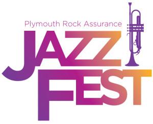 Plymouth Rock Assurance Jazz Fest Logo