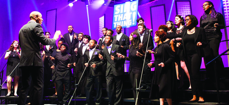 Sing That Thing!  Winners to Perform in Concert Series