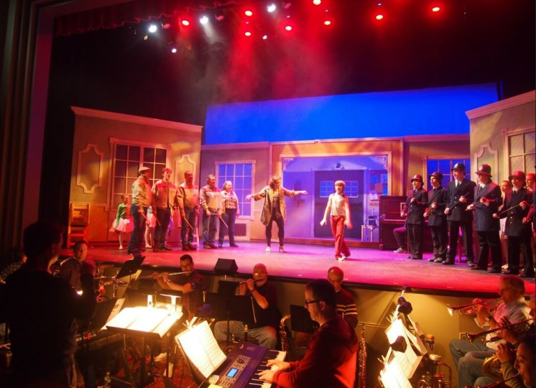 Theatre Review: Company Theatre's 'Billy Elliot the Musical' a sight to behold