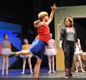 Read more about the article Theater: Art imitates life for Hanover dance teacher, starring in Company Theater's 'Billy Elliot'