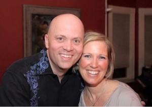 Kath and David Jodka