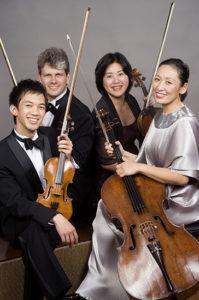 Borromeo String Quartet by Christian Steiner LR