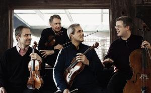 Emerson String Quartet by Lisa Mazzuco LR