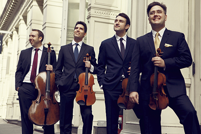 Read more about the article Escher String Quartet Set for Cape Cod Chamber Music Festival