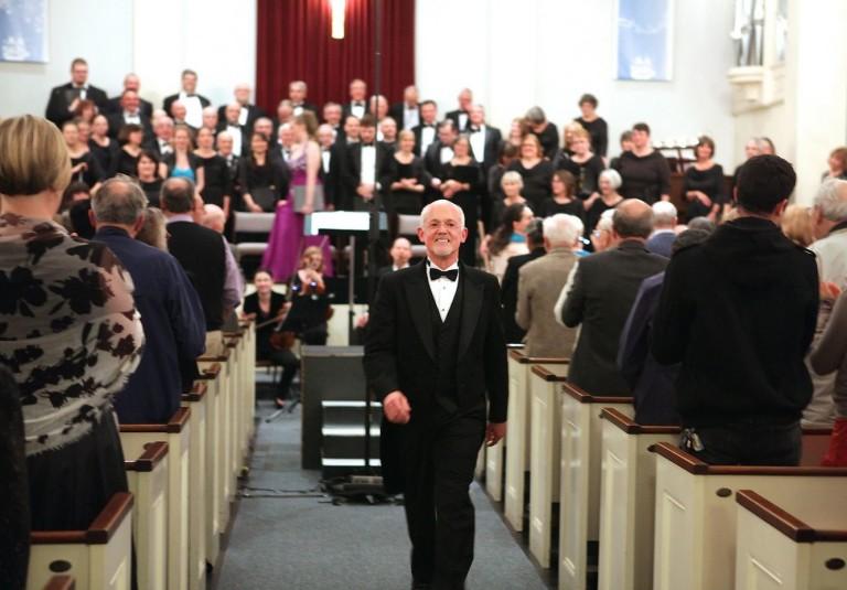Read more about the article William B. Richter talks Pilgrim Festival Chorus concert, 'Glorious Victory'