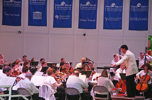 SSC's Evenings Under the Stars Festival Orchestra Presents Let the Celebration Begin!