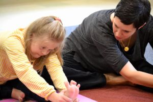 South Shore Conservatory Provides Yoga Classes to Duxbury Students with Special Needs