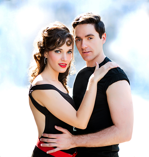 The Americana Theatre Company presents popular rock musical, 'Grease'