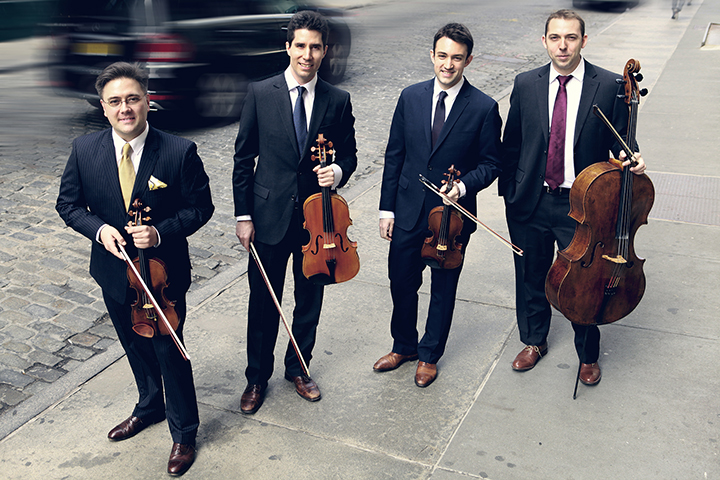 Triumphant Residency Week Wraps Up Cape Cod Chamber Music Festival