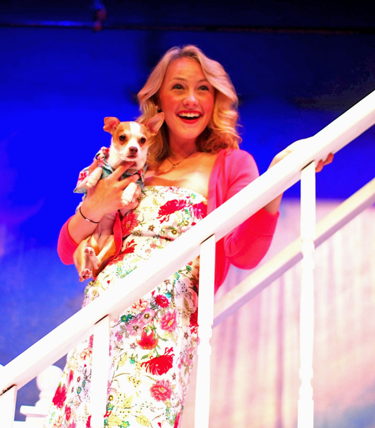 The verdict is in: Company Theatre's 'Legally Blonde' is a charmer