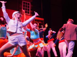 Read more about the article Company Theatre's Legally Blonde the Musical – a sweet study in blond ambition